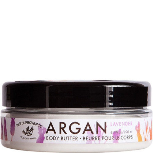 Argan Lavender Body Butter 6.7 oz
