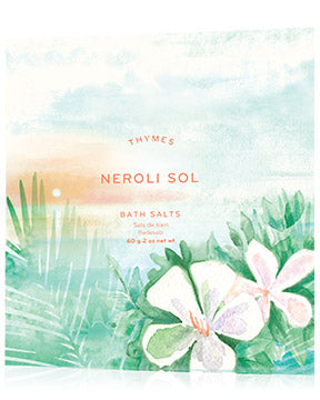 Neroli Sol Bath Salts 2 oz