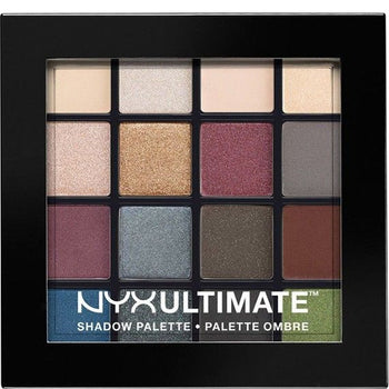 Ultimate Shadow Palette Smokey & Highlight 0.46 oz