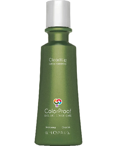ClearItUp Detox Shampoo Travel Size 2 oz