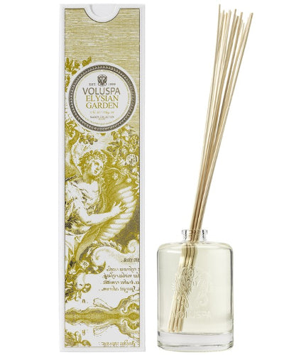 Elysian Garden Fragrant Oil Diffuser 6 oz
