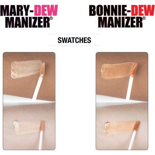 Bonnie-Dew Manizer Liquid Highlighter 0.19 oz