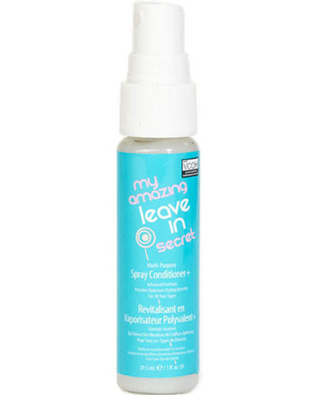 My Amazing Leave In Secret Spray Conditioner+ Travel Size 1 oz