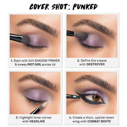 Cover Shot Eye Palette Punked 0.21 oz