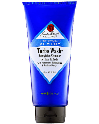 Turbo Wash Energizing Cleanser for Hair & Body 10 oz