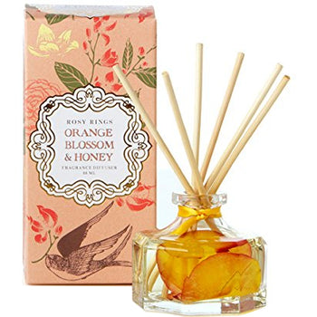 Orange Blossom & Honey Petite Diffuser 2.9 oz