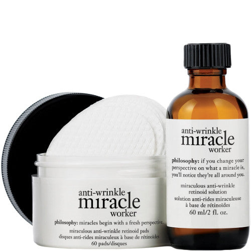 Miracle Worker Miraculous Anti-Aging Retinoid Pads 60 Ct