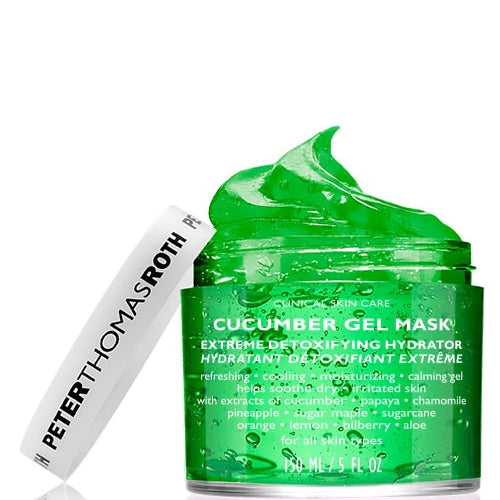 Cucumber Gel Mask 5 oz