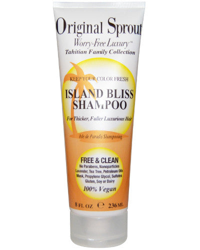 Island Bliss Shampoo 8 oz