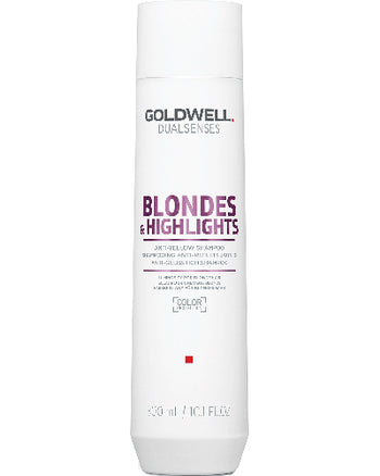 Dualsenses Blondes & Highlights Anti-Yellow Shampoo 10.1 oz