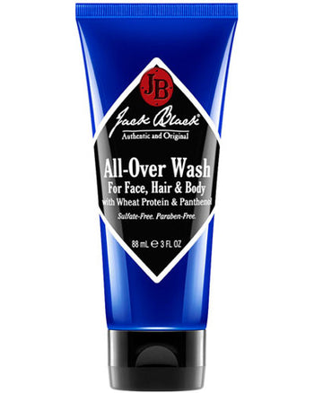 All-Over Wash for Face, Hair & Body Travel Size 3 oz