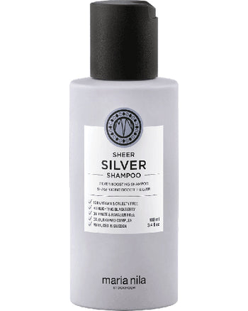 Sheer Silver Shampoo Travel Size 3.4 oz
