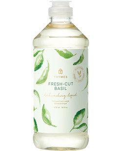Fresh-Cut Basil Dishwashing Liquid 16 oz