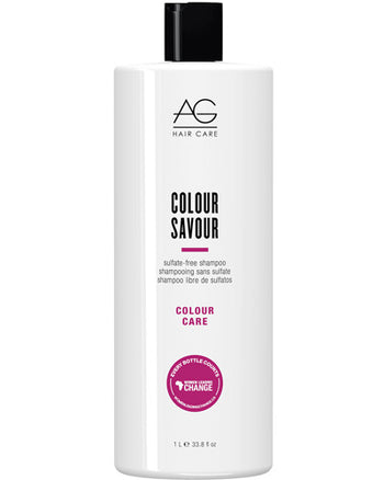 Colour Savour Shampoo Liter 33.8 oz