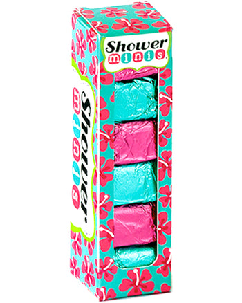 Shower Minis Tropical Oasis
