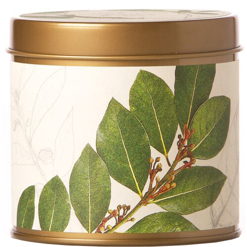 Bay Garland Signature Tin Candle 8 oz