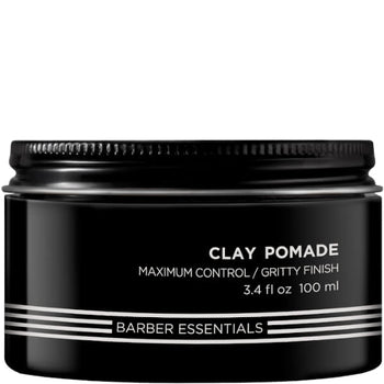 Brews Clay Pomade 3.4 oz