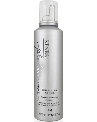 Platinum Thickening Mousse 12  6.7 oz