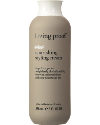 No Frizz Nourishing Styling Cream 8 oz