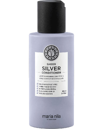 Sheer Silver Conditioner Travel Size 3.4 oz