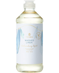 Washed Linen Dishwashing Liquid 16 oz