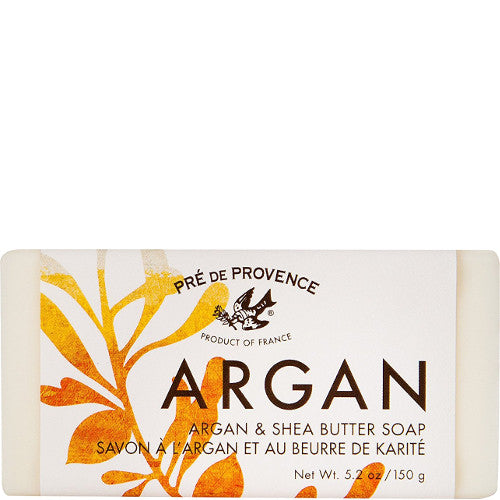 Argan & Shea Butter Soap 5.2 oz
