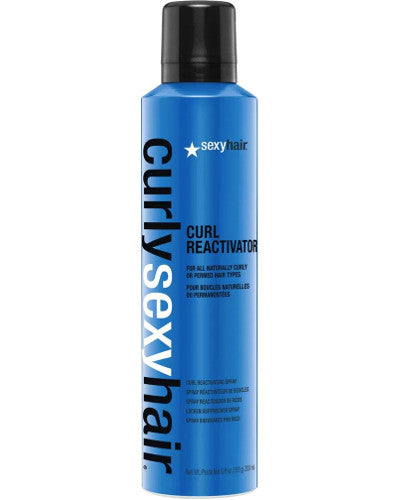 Curly Sexy Hair Curl Reactivator 6.8 oz