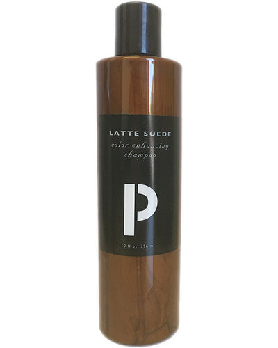 Latte Suede Color Enhancing Shampoo 10 oz