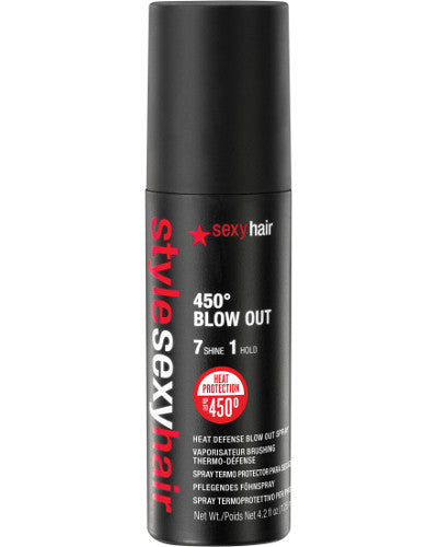 Style Sexy Hair 450 Blow Out 4.2 oz