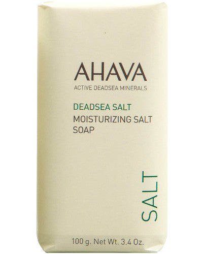 Dead Sea Salt Moisturizing Dead Sea Salt Soap 3.4 oz