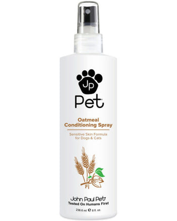 John Paul Pet Oatmeal Conditioning Spray 8 oz