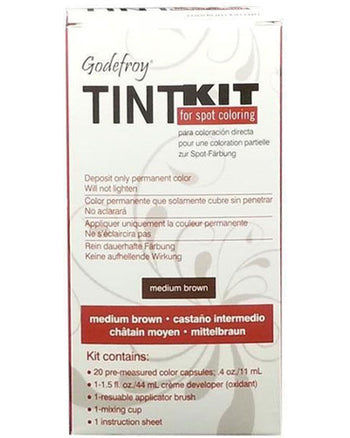 Tint Kit Medium Brown 20 Application Kit