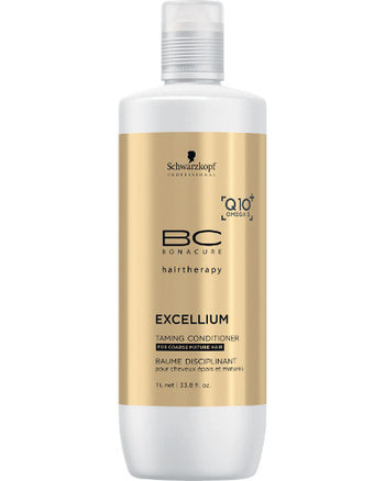 BC Excellium Taming Conditioner Liter 33.8 oz
