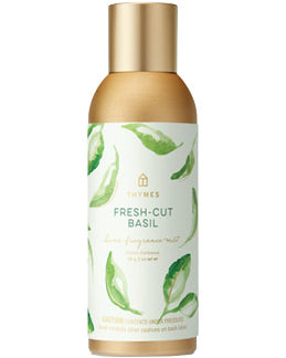 Fresh-Cut Basil Home Fragrance Mist 3 oz