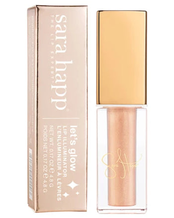 let's glow™ lip illuminator- Pearl 17 oz