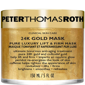 24K Gold Pure Luxury Lift & Firm Mask 5 oz