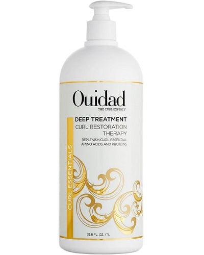 Deep Treatment Curl Restoration Therapy Liter 33.8 oz