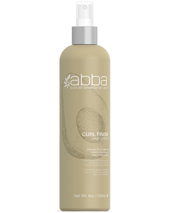 ABBA Curl Finish Hair Spray 8 oz