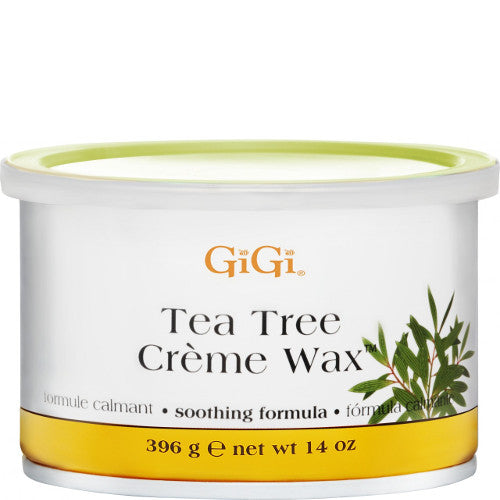 Tea Tree Creme Wax 14 oz