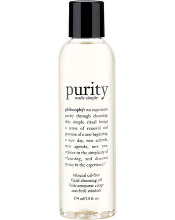 Purity Made Simple Mineral Oil-Free Facial Cleansing Oil 5.8 oz