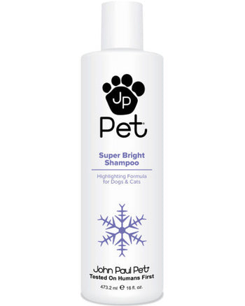 John Paul Pet Super Bright Shampoo 16 oz