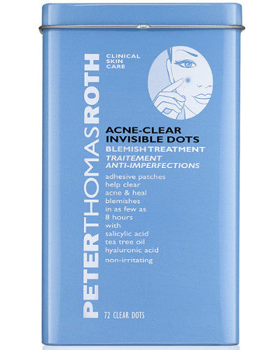 Acne-Clear Invisible Dots 72 Count