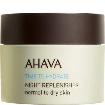 Time To Hydrate Night Replenisher Normal To Dry Skin 1.7 oz