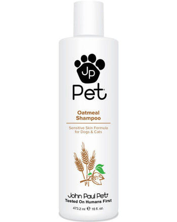 John Paul Pet Oatmeal Shampoo 16 oz