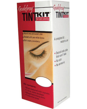 Tint Kit Light Brown 20 Application Kit
