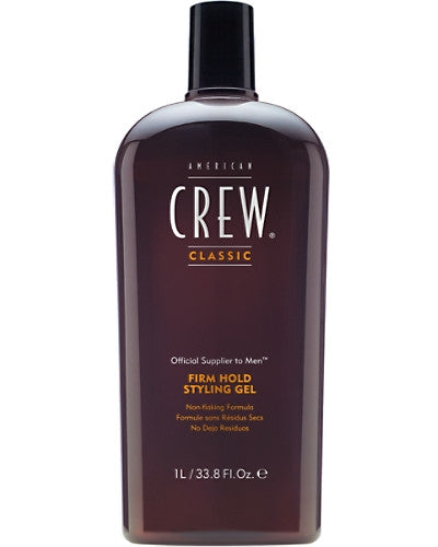 Firm Hold Styling Gel Liter 33.8 oz