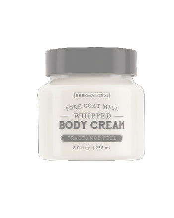 PURE WHIPPED BODY CREAM 8 oz