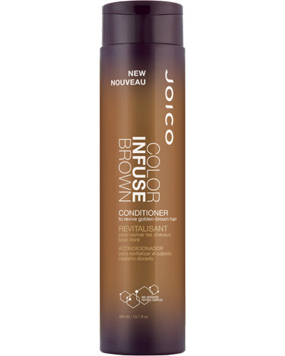 Color Infuse Brown Conditioner 10.1 oz