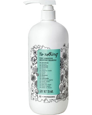 Very Sensitive Moisture Shampoo Liter 33.8 oz