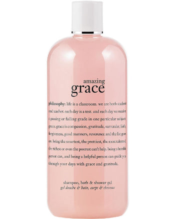 Amazing Grace Shampoo, Bath & Shower Gel 16 oz